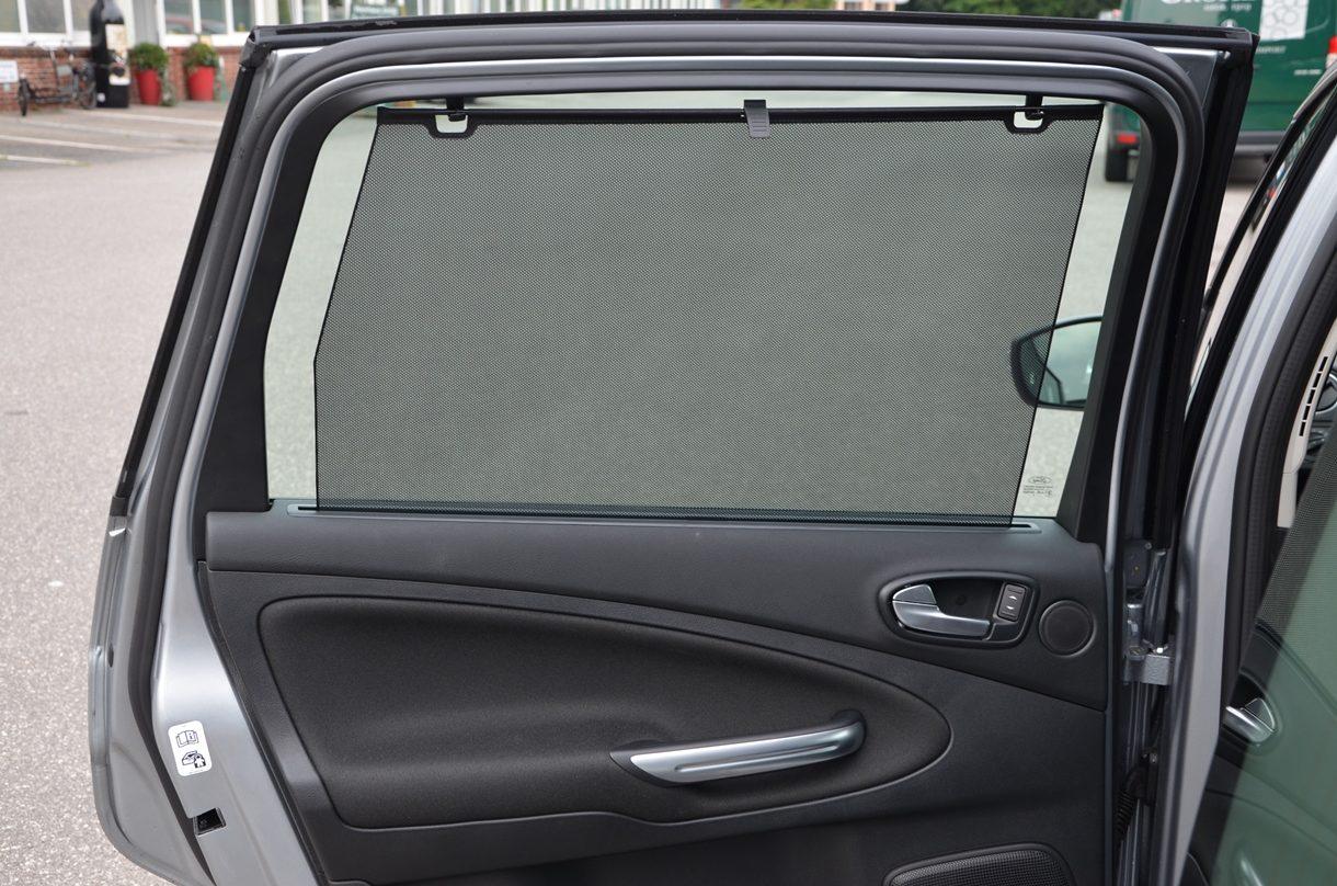 Ford S-MAX Titanium Sonnenschutz