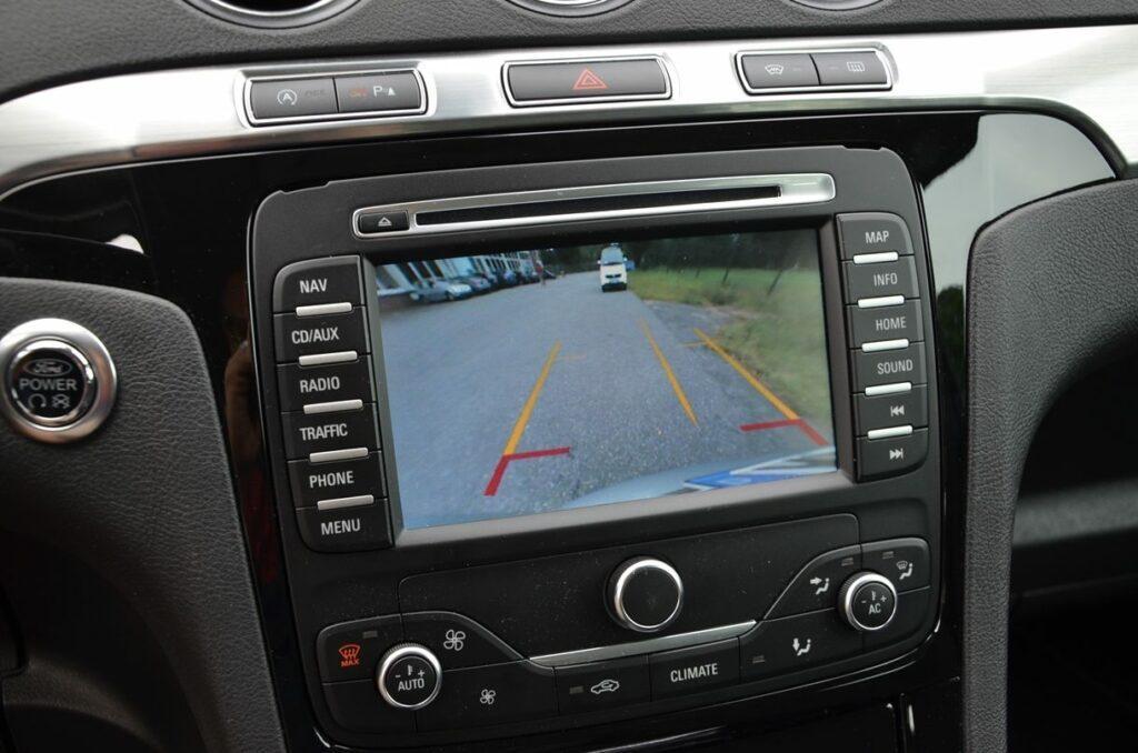 Ford S-MAX Titanium (2014) Navi