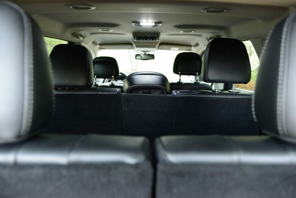 Fiat Freemont 2.0 (2013) Innenraum