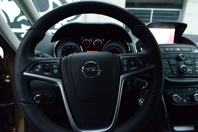 Opel Zafira Tourer Kofferraum