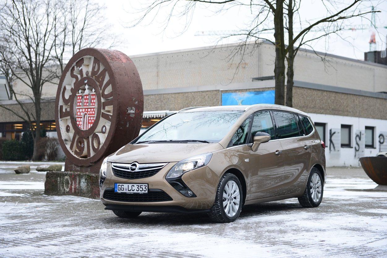 Opel Zafira Tourer St. Pauli