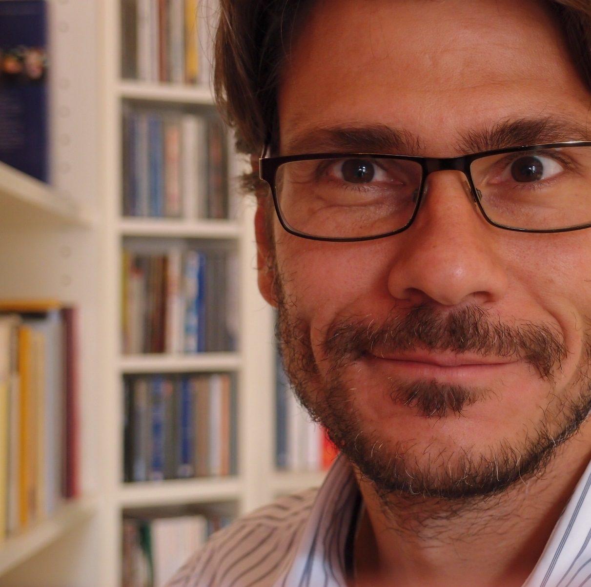 Autor Daniel Wiechmann