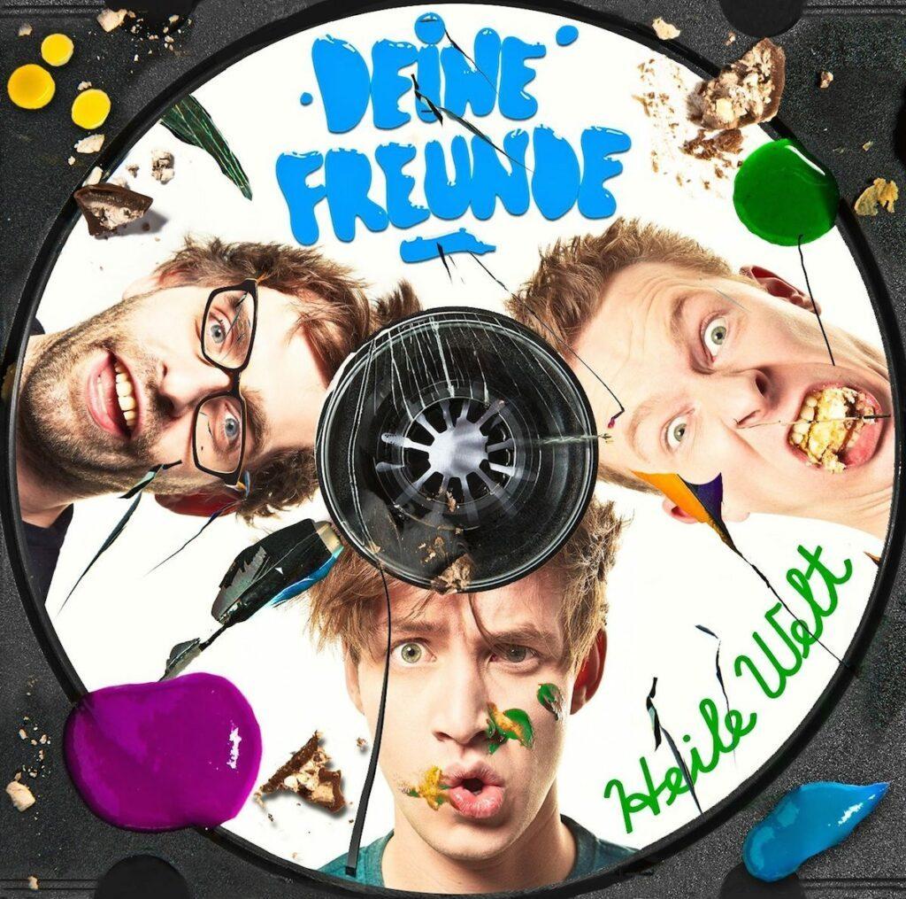 Heile Welt - ein Album von Deine Freunde