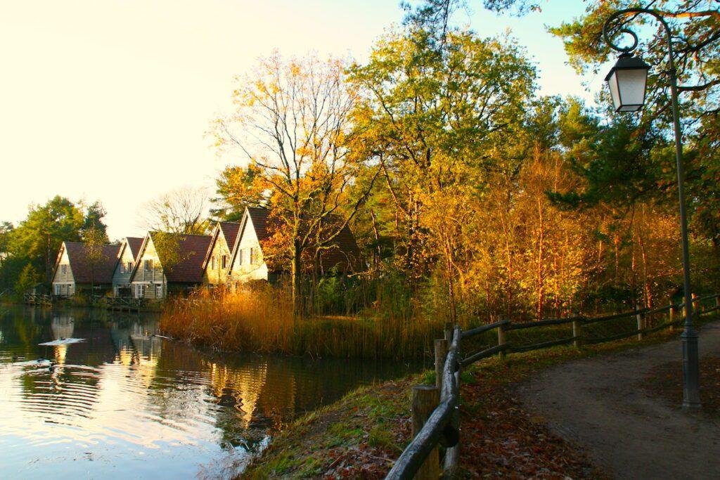 Efteling Haeuser See