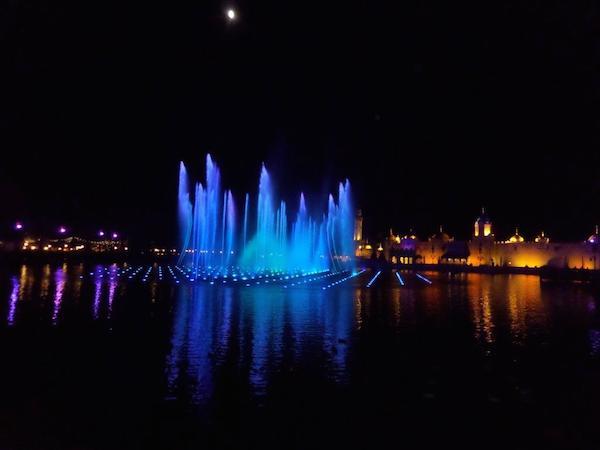 Efteling_Wasser