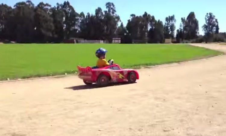 Evans Lightning McQueen YouTube