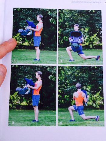 Fitnessprogramm für Väter