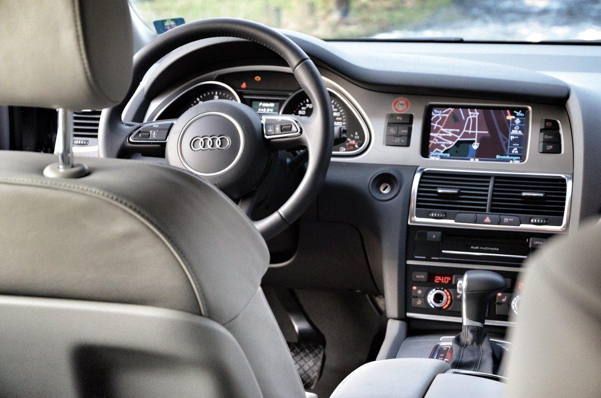 Audi Q7 3.0 TDI quattro Cockpit