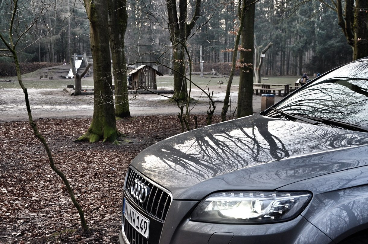 Audi Q7 3.0 TDI quattro Spielplatz