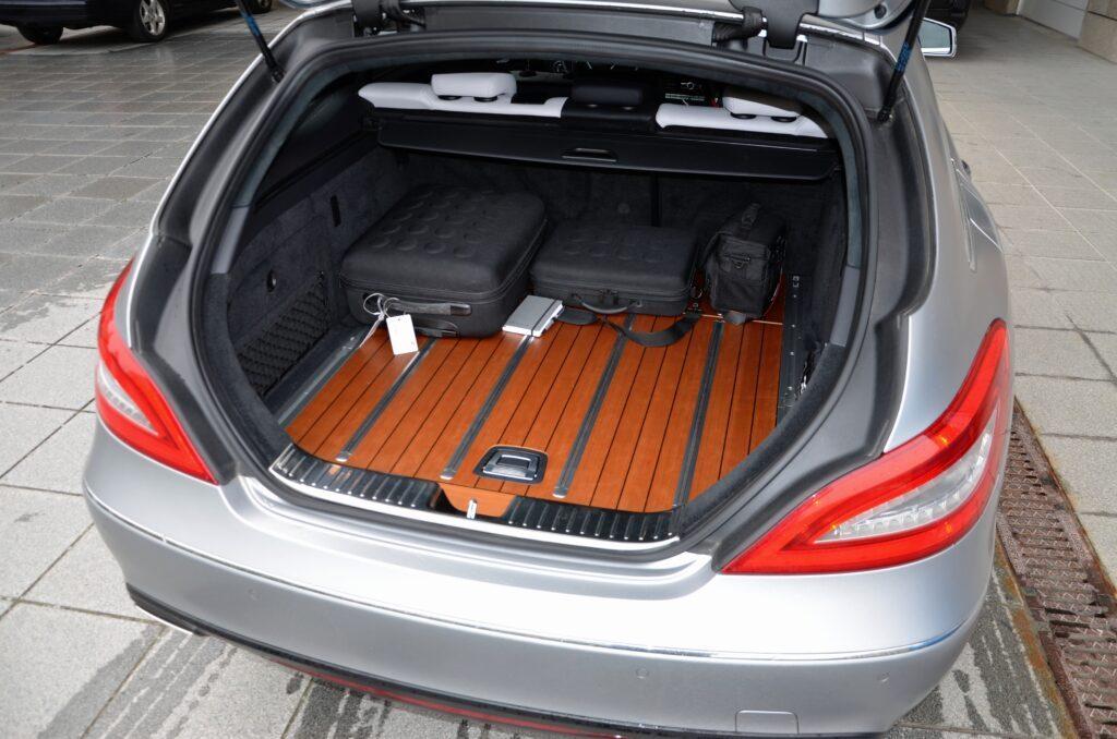 Mercedes-Benz CLS 250 CDI Shooting Brake (2013) Kofferraum