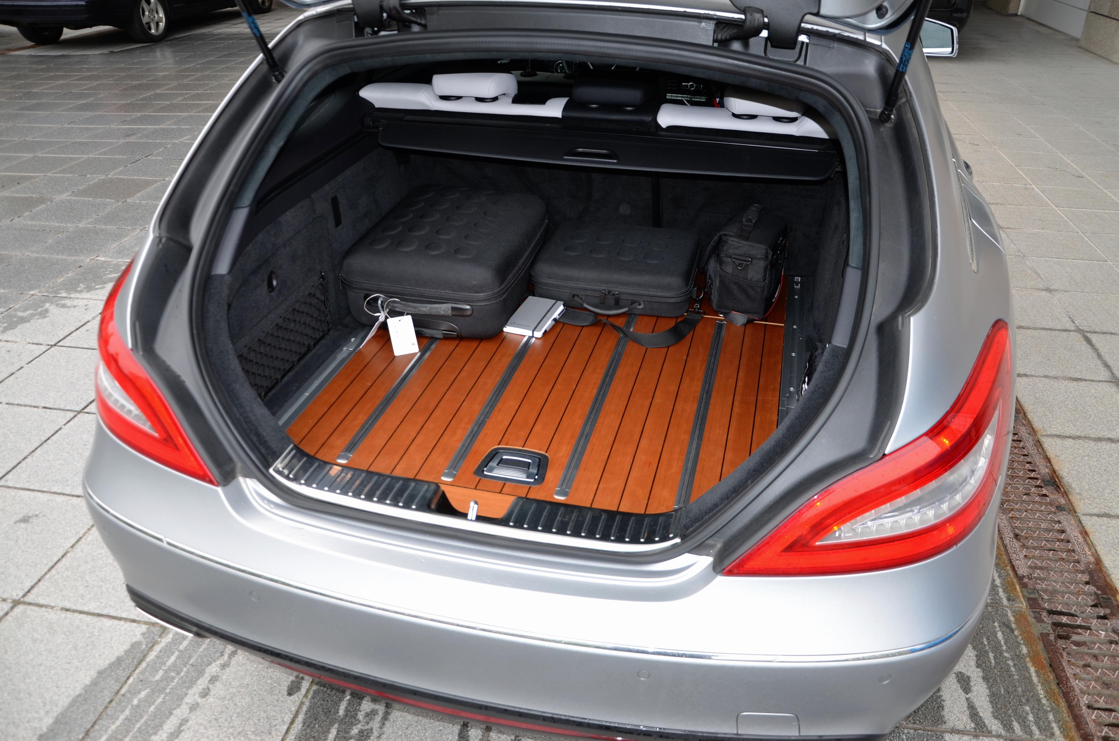 Mercedes-Benz CLS 250 CDI Shooting Brake Holzboden