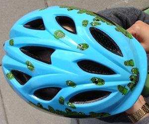 ABUS Fahrradhelm Sicherheit