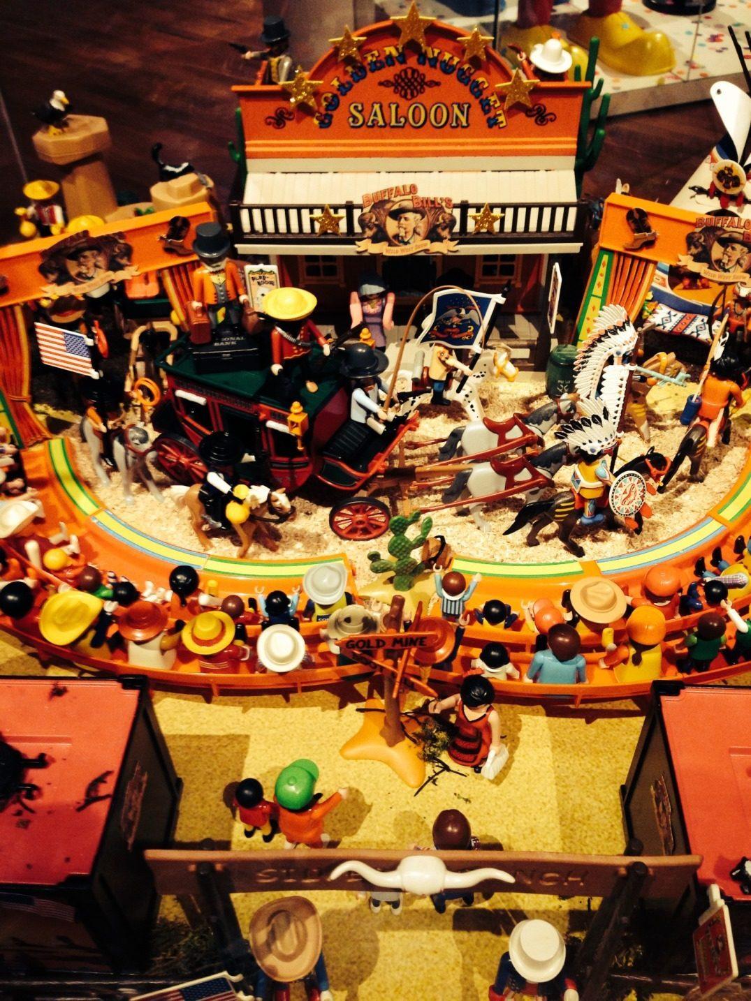 Playmobil-Ausstellung in Münster