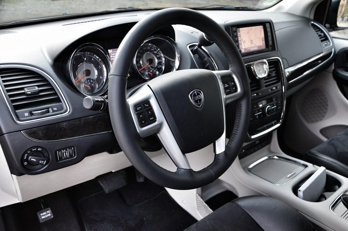 Lancia Voyager Interieur