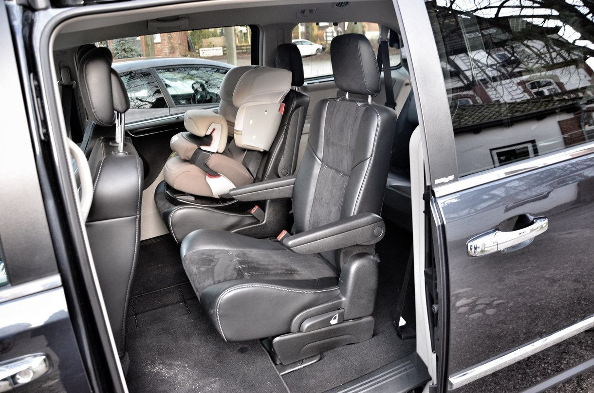 Lancia Voyager Rückbank