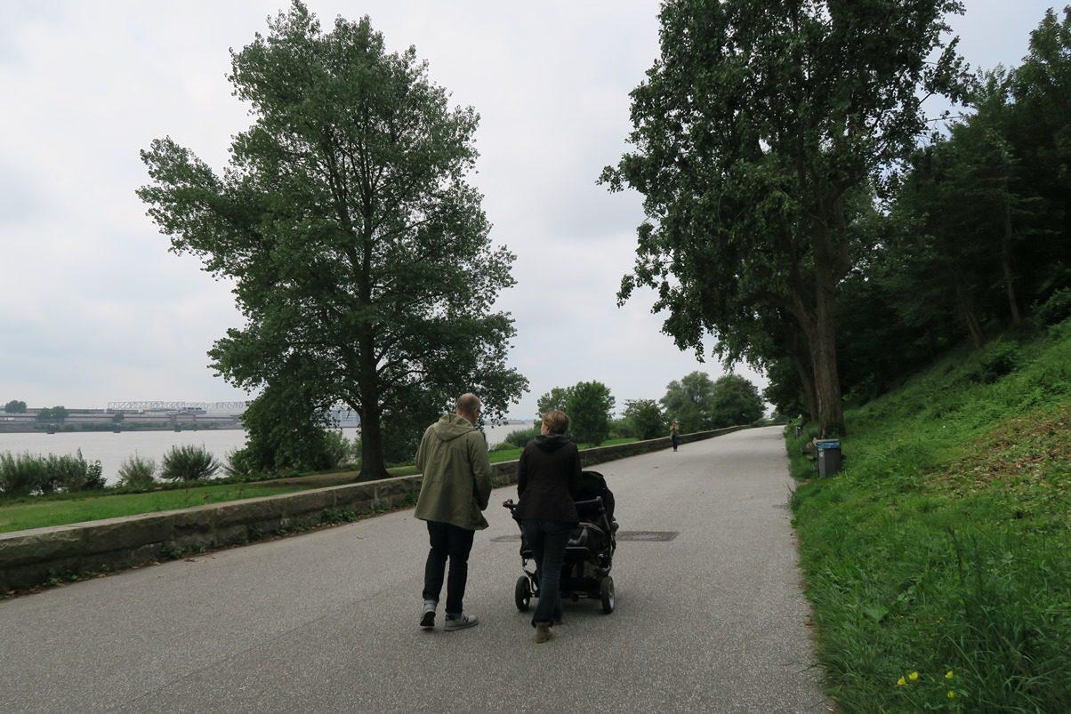 Unterwegs mit Anna von Familie Motte