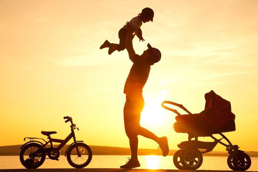 Die neue Rolle des Vaters