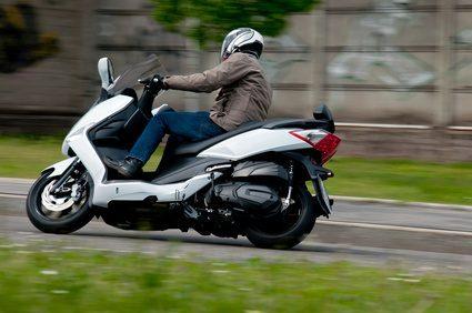 Maxi-Roller als Motorrad-Alternative