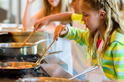 Bio-Essen für Kinder