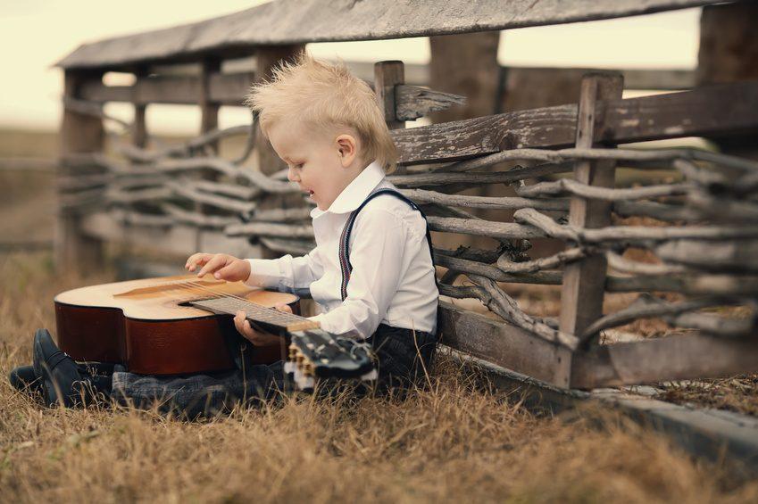 Frühkindliche Musikerziehung