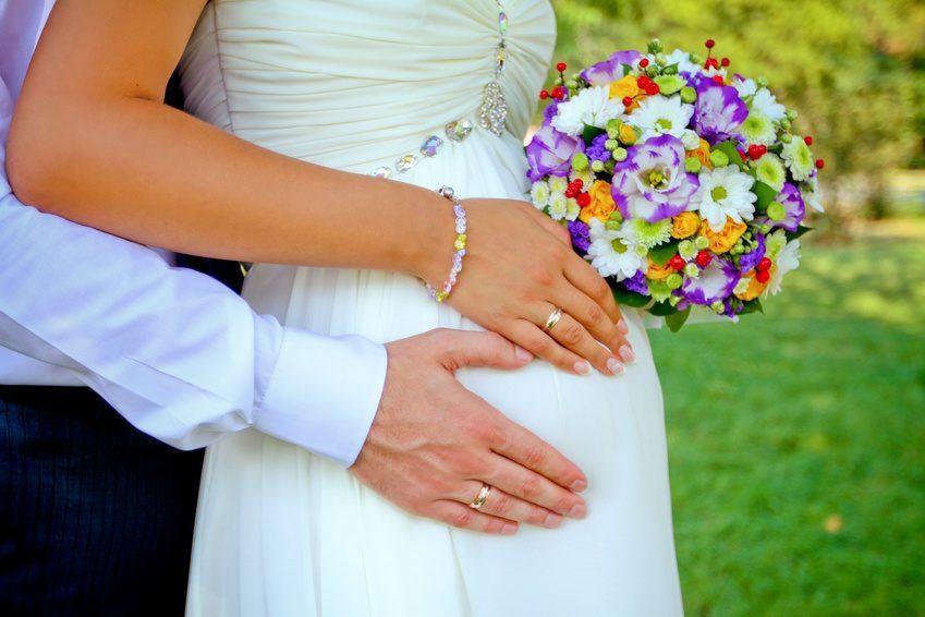 Heiraten wegen Nachwuchs