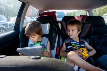 Urlaubsreise mit Kindern