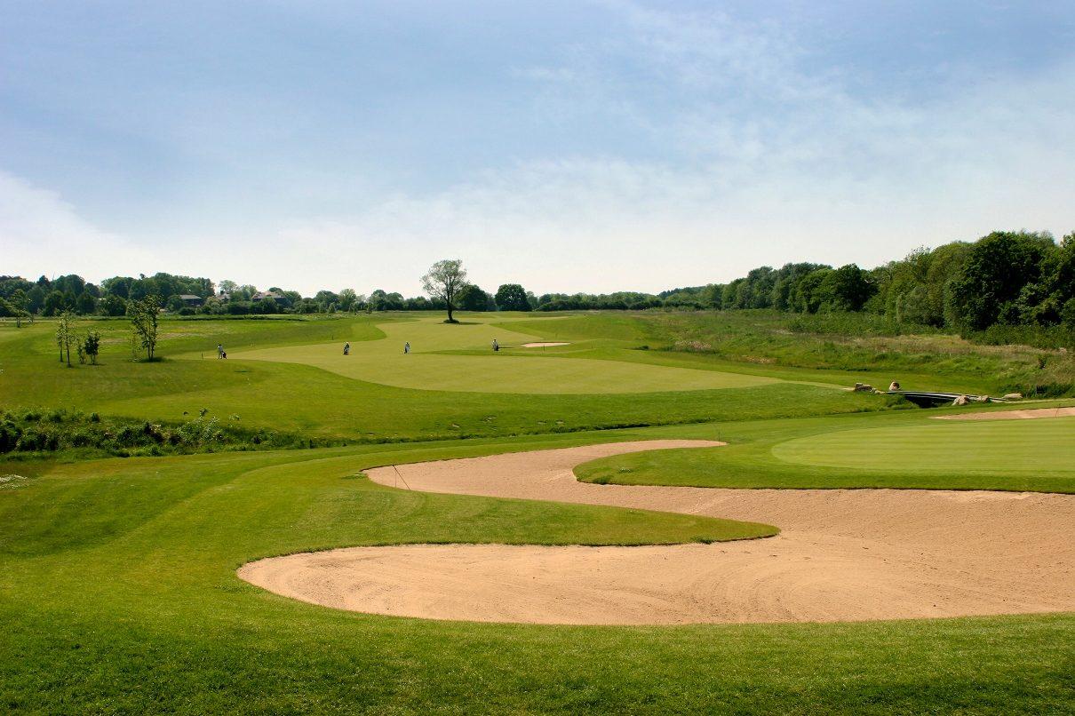 Impression vom Golfplatz
