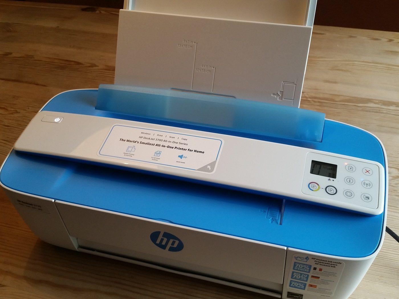 HP DeskJet 3720 Ansicht