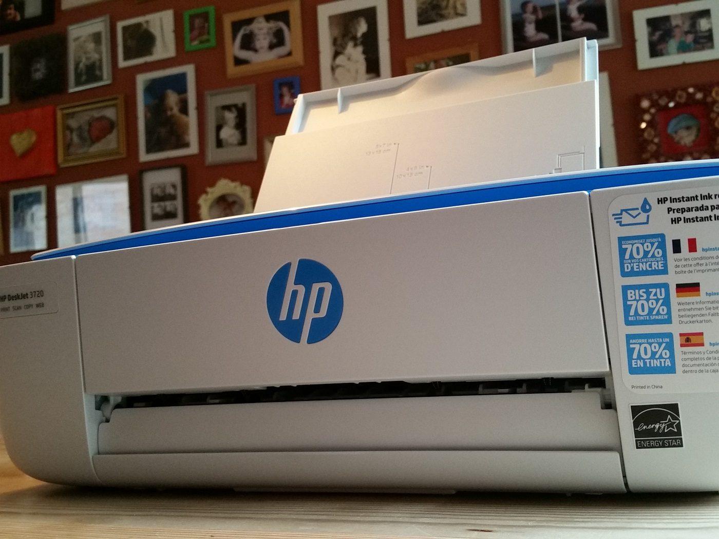 HP DeskJet 3720 im Test