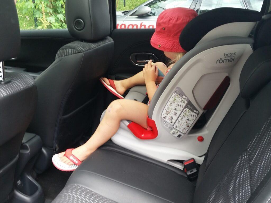 Honda HR-V Kindersitz