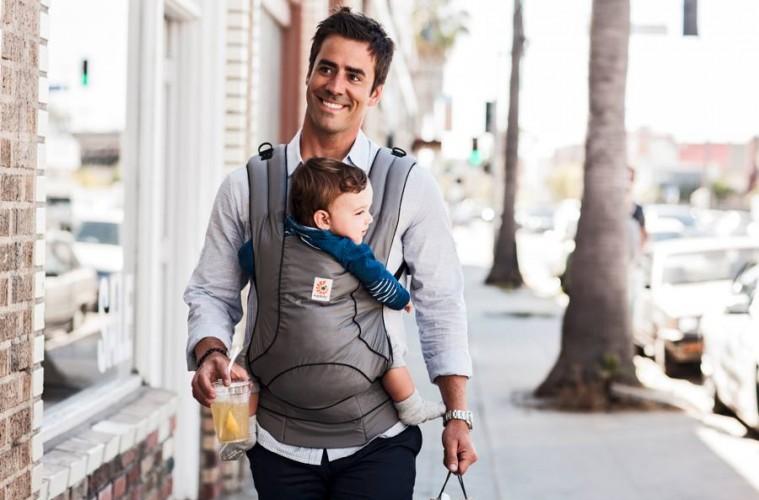 Bildergebnis für babytrage bild ergobaby