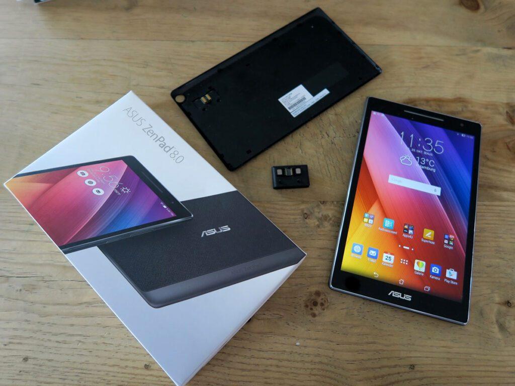 Das ASUS ZenPad 8.0 Tablet im Alltagstest