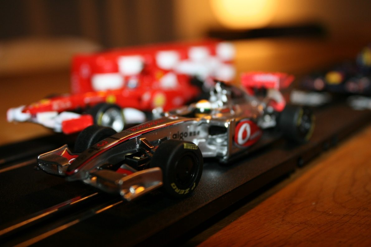Carrerabahn Championschip Rivals