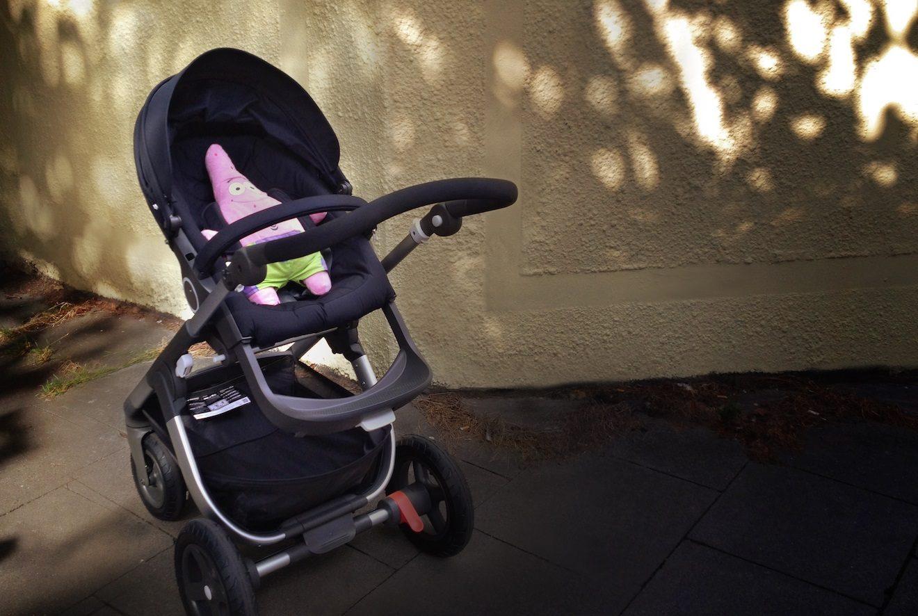 Stokke Trailz Babyschale