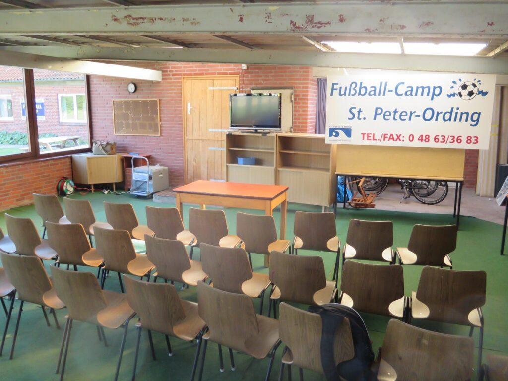 Fußballcamp st. peter-ording