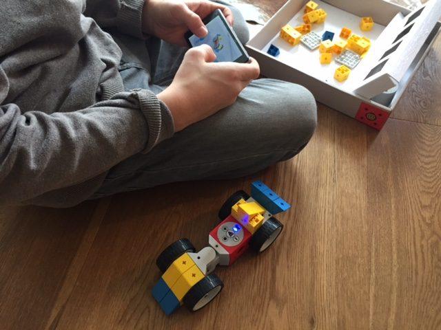 Tinkerbots lassen sich digital steuern