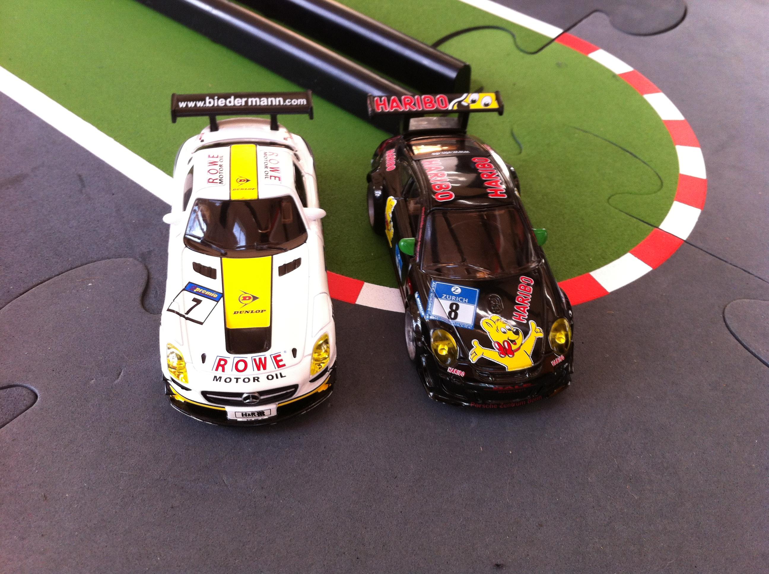 Siku Racing GT Challenge Rennwagen