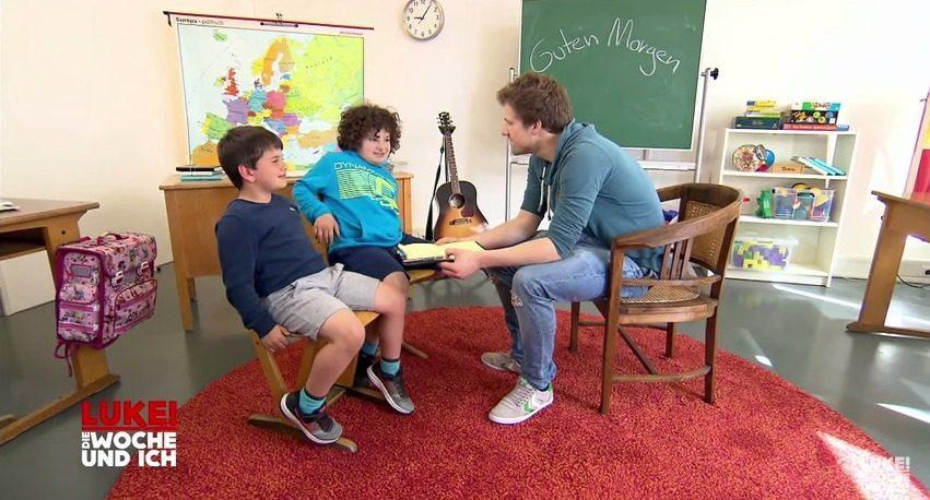 Kinderquatsch mit Luke LUKE Die Woche und ich YouTube