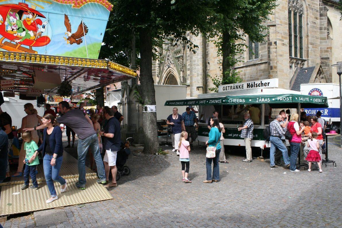Volksfest Münster