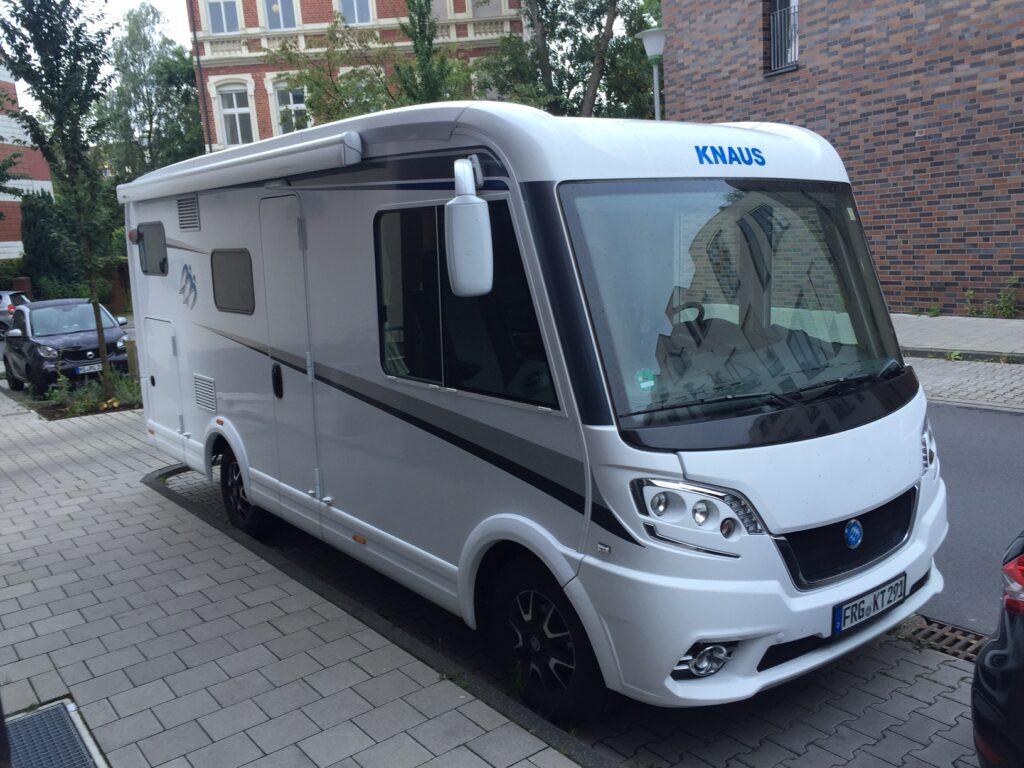 Knaus Wohnmobil Van I 580 MK