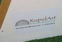KupulArt Klettergerüst Kuppel