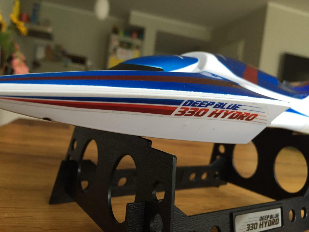 LRP Hydro330 Flanke