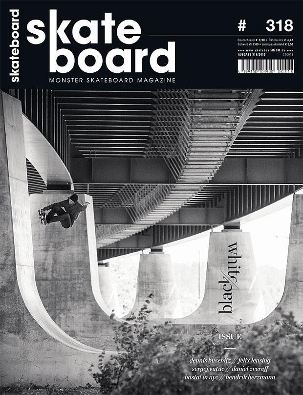 Monster Skateboard Magazine
