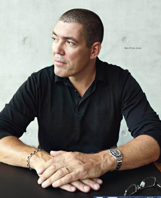 Marc Ritter Portrait
