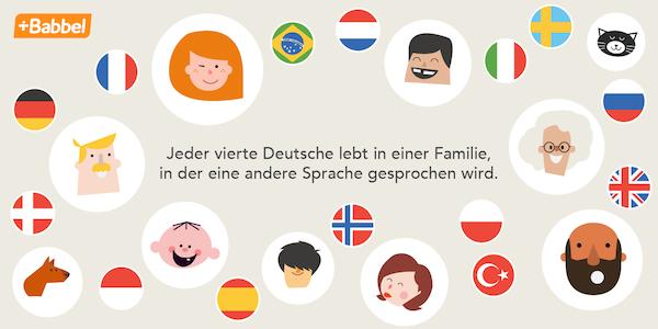 Mehrsprachige Familien