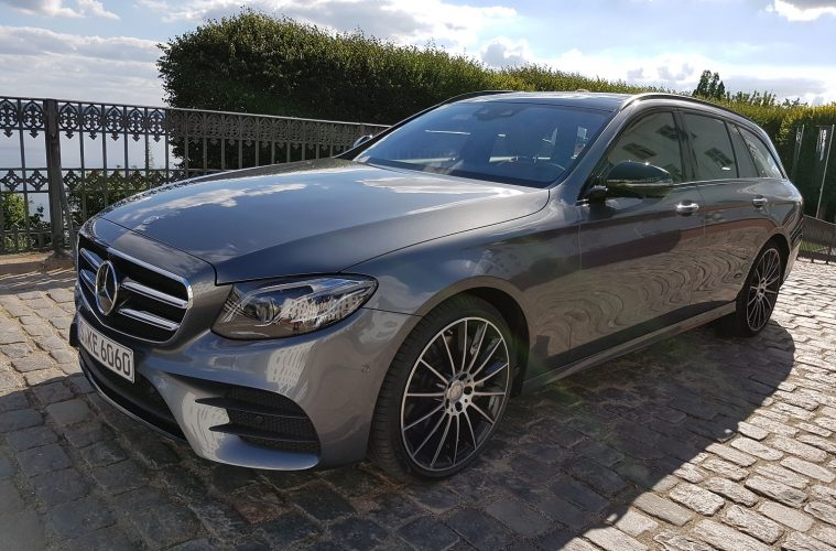 Mercedes benz e klasse t modell die mutter aller for Interieur e klasse 2017