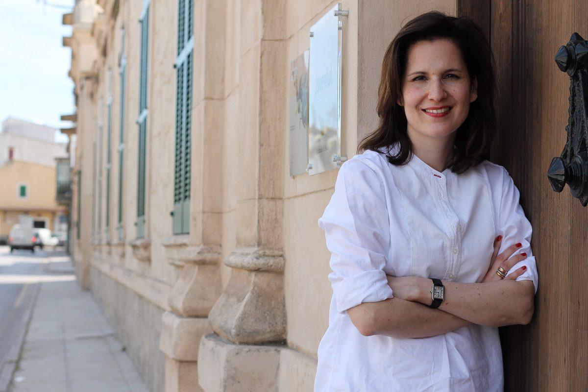 Nina Mallorca shot