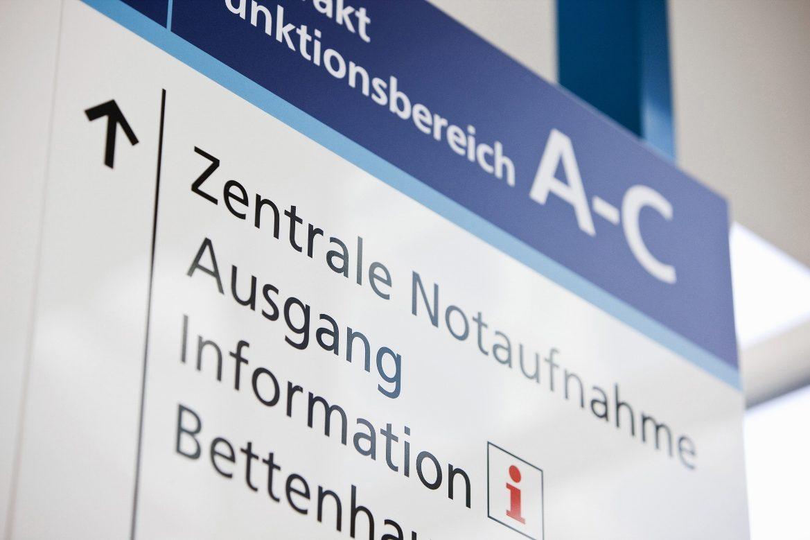 AXA Sicherheitsreport Notaufnahme