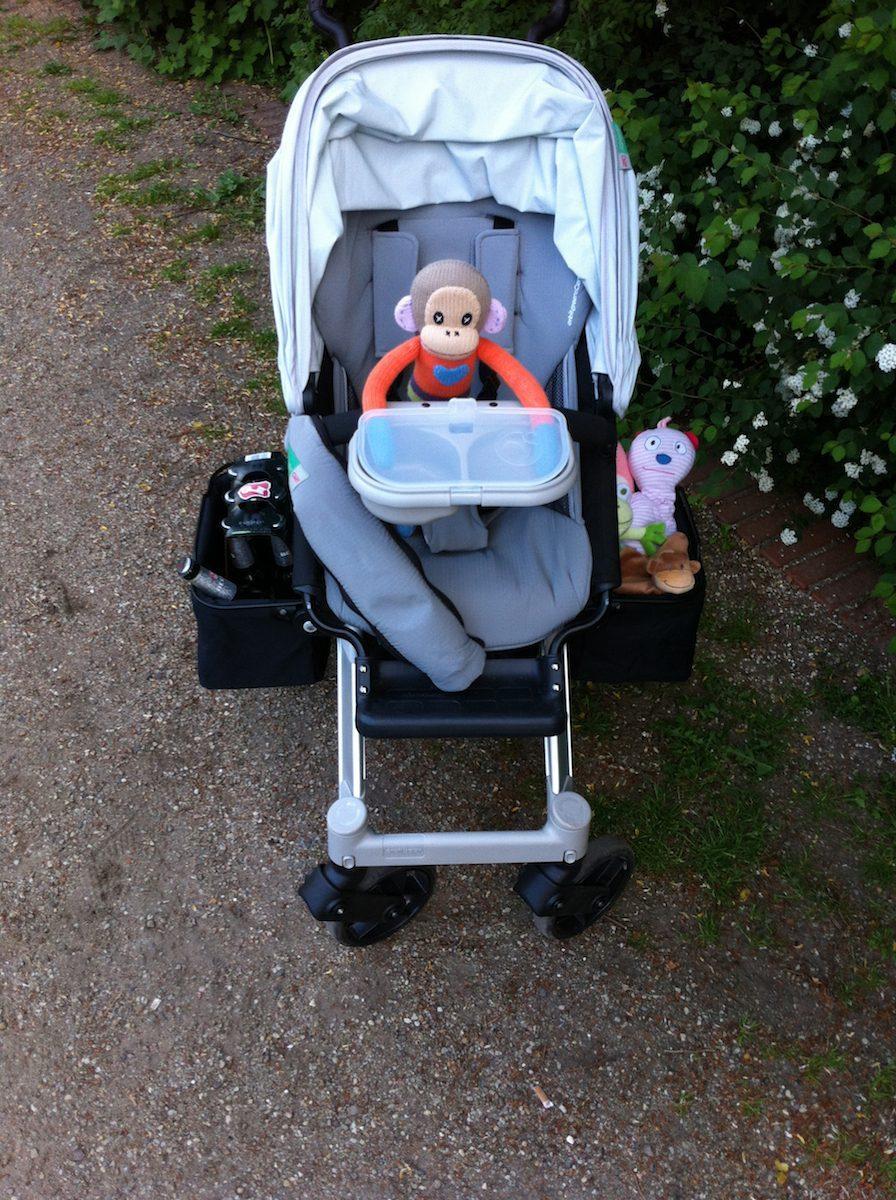 Kinderwagen Orbit Baby Stroller G2