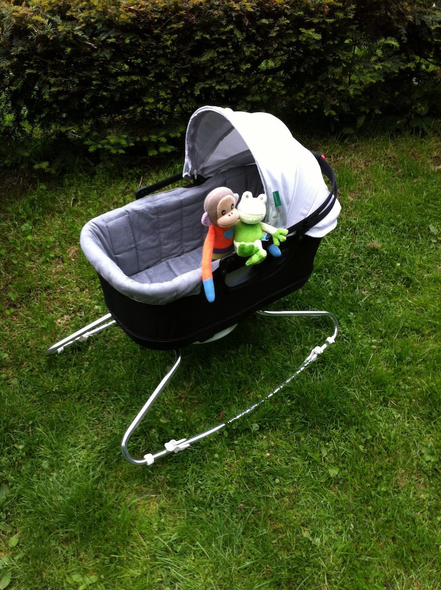 Orbit Baby Stroller G2 als Wippe